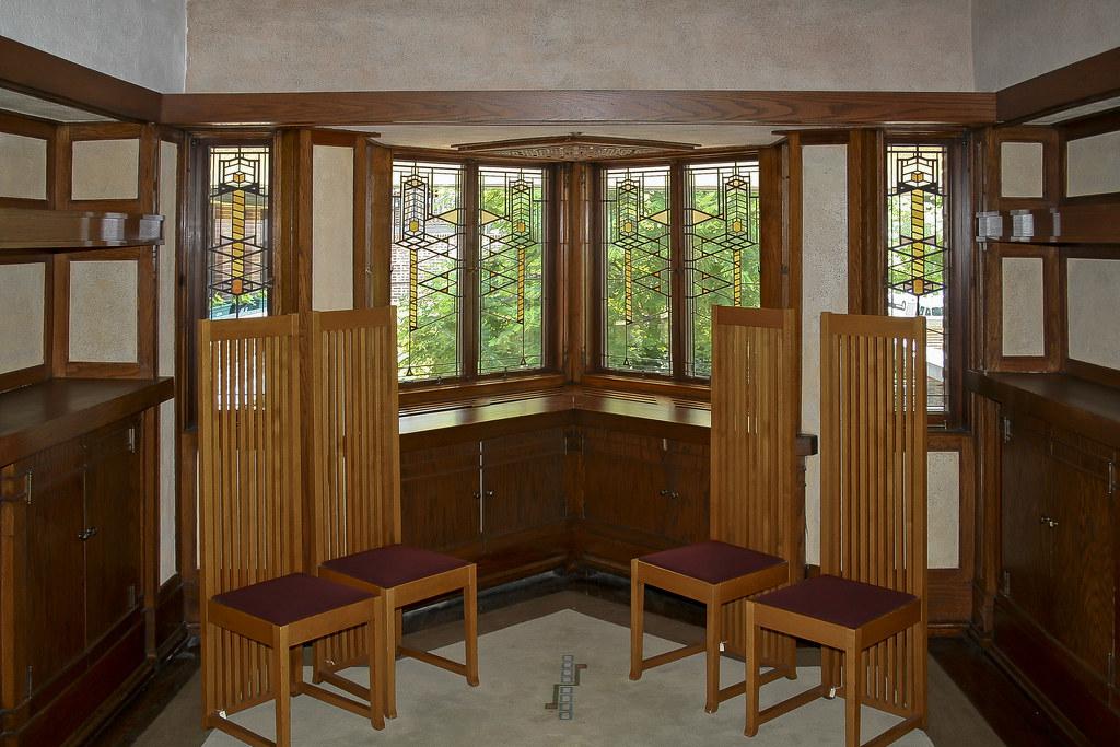 ... Frank Lloyd Wright   Robie House   By U0027O Tedesc