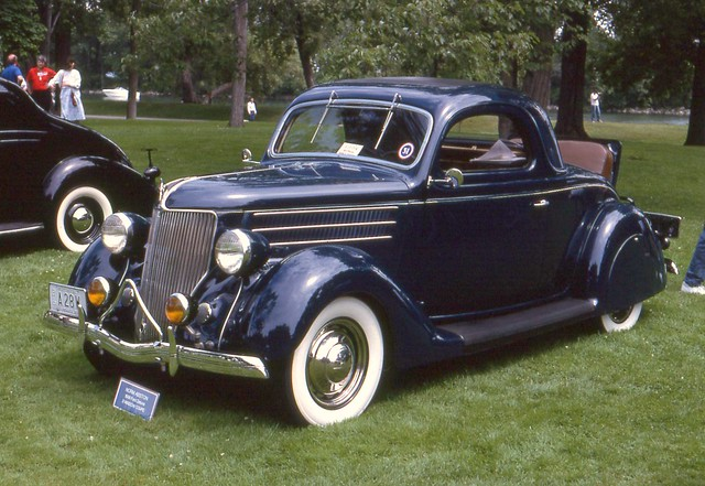 1936 ford 3 window coupe flickr photo sharing for 1936 ford 3 window