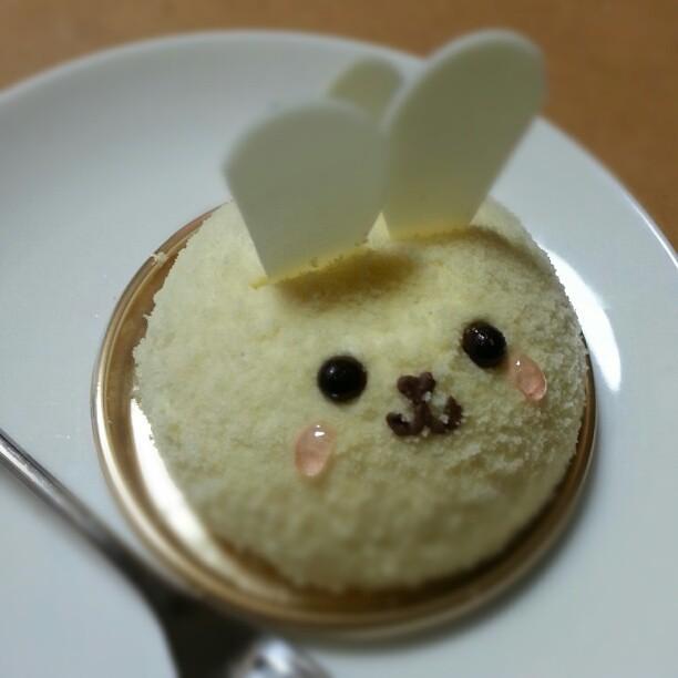 Bunny Rabbit Cake Recipe