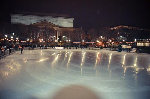 Ice Rink Dc Sculpture Garden M01229 Flickr