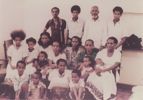 Ethiopian Jews rescued by American Association for Ethiopian Jews (AAEJ) | by Center for Jewish History, NYC