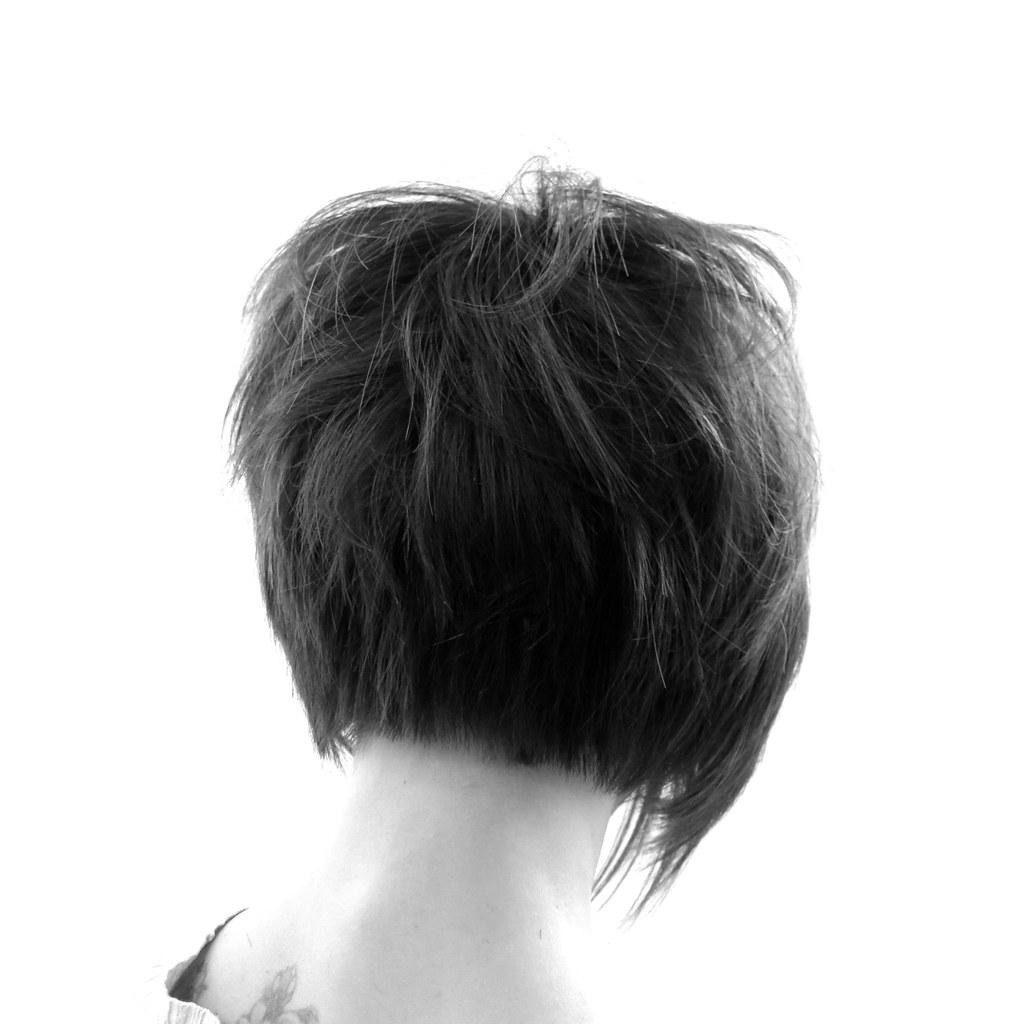 Hard To Find Back Of An Elevated Bob Haircut Arthur Sebastian Flickr