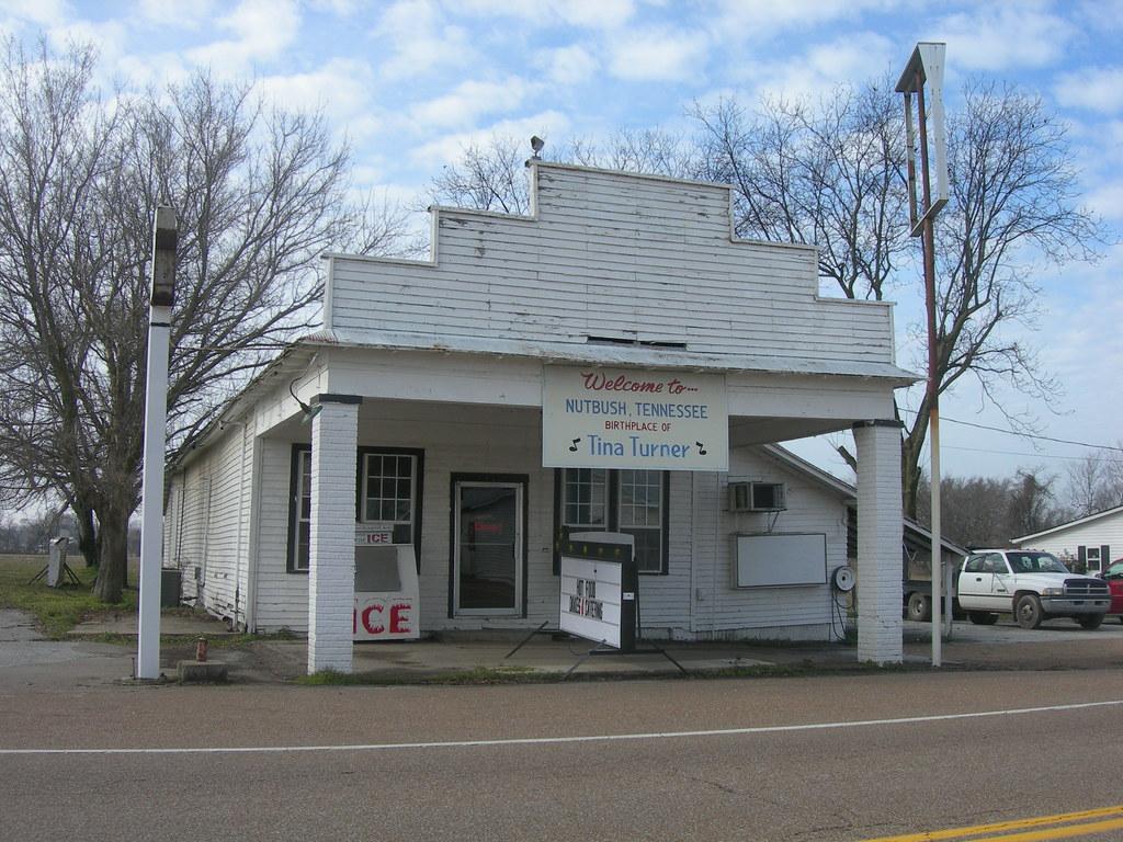 Nutbush General Store Nutbush Tennessee Jimmy Emerson
