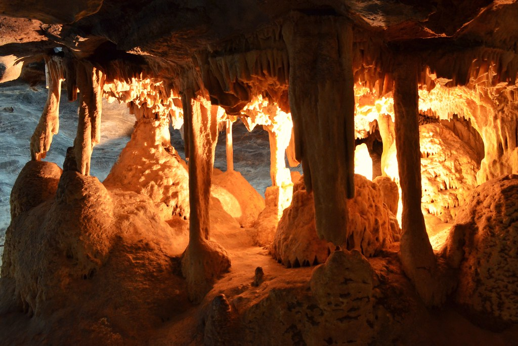 Cango Caves, near Oudtshoorn, Eastern Cape South Africa ...