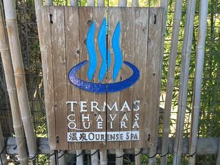 Termas de Chavasqueira (Ourense, Galicia)