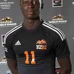 Olamide Ajibike, WolfPack Men's Soccer