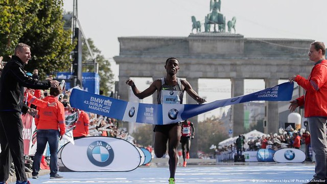 Kenenisa Bekele gana Berlin
