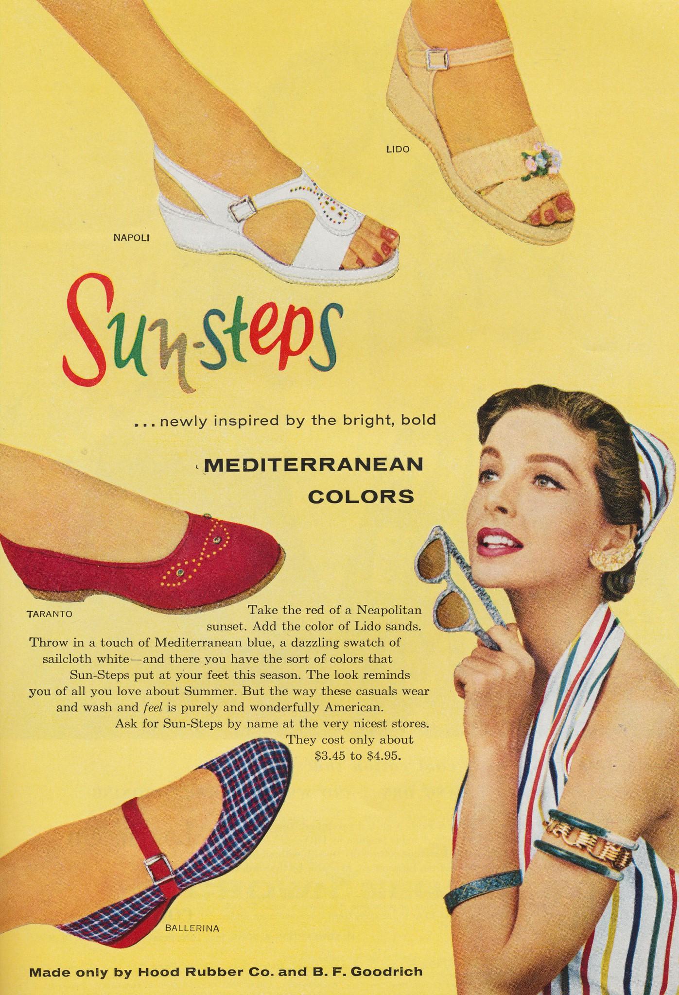 Sun-steps - 1955