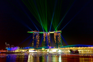Marina Bay Sands | by Katya_N