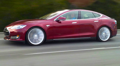 Tesla Sightings | by jurvetson