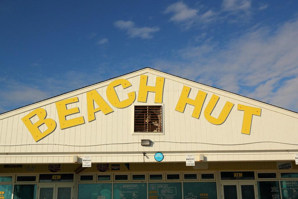 Smith Point Park Beach Hut