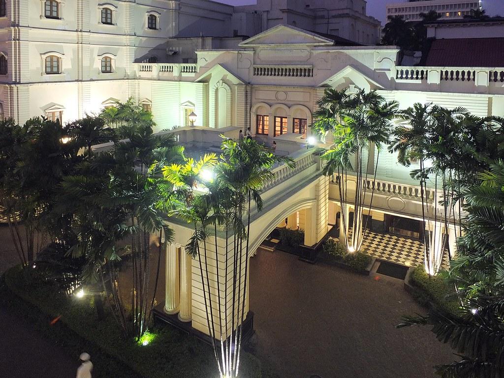 The Oberoi Grand Kolkata Hotel Calcutta