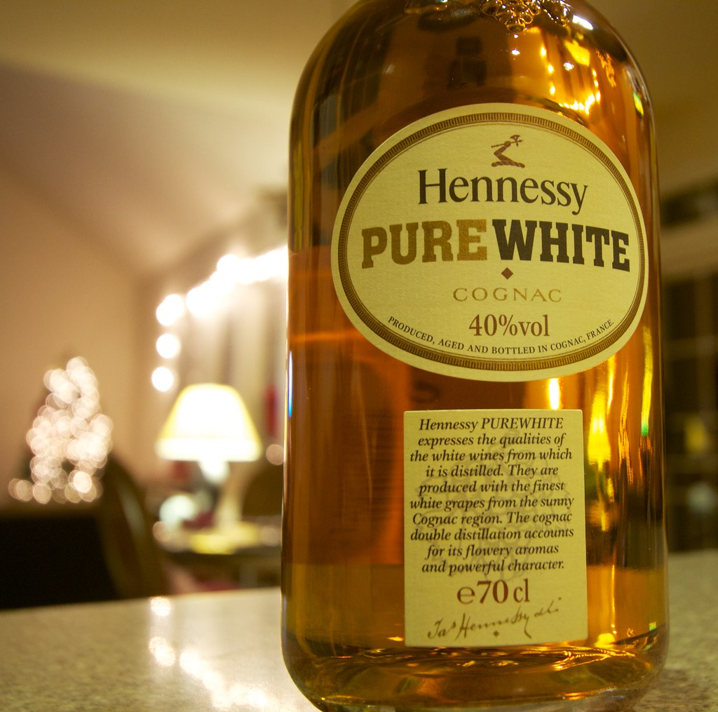 Hennessy Pure White Cognac | Hennessy Pure White Cognac ...
