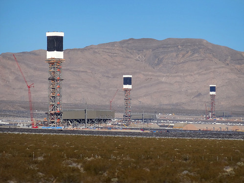 Ivanpah Solar Power Facility | by craigdietrich