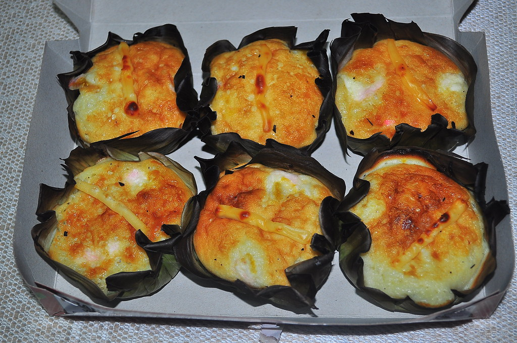 Bibingka Bibingka Is The Local Term For Rice Cakes