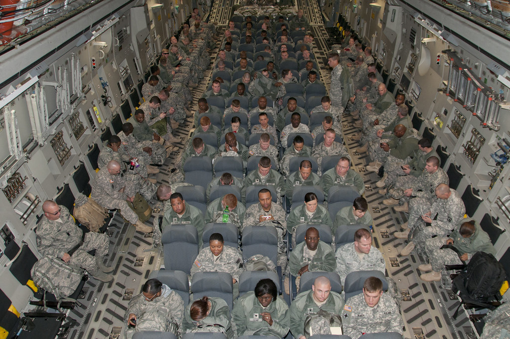 Mississippi Army Air National Guard Deploy To 57th Presid
