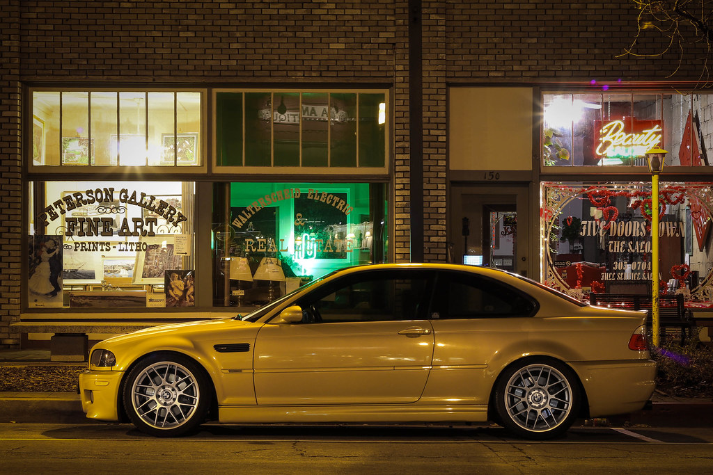 Phoenix Yellow Bmw E46 M3 Vatche Kaprielian Flickr
