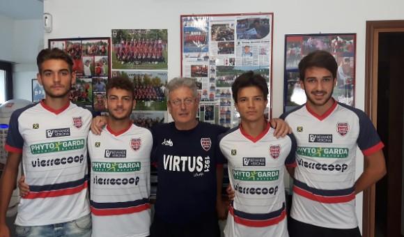 Mercato, la Virtus Verona annuncia quattro nuovi acquisti!