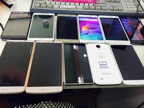 điện thoại Hàn Quốc xách tay chính hãng . - 4