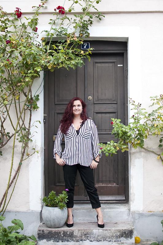 Clara Löfvenhamn från Bossbloggen pratar om hur du kan klä dig till mer makt
