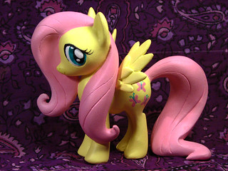 Fluttershy | by j.albright