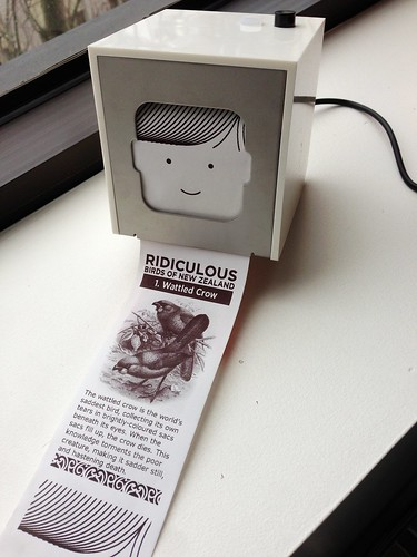 Little Printer! | by Cabel