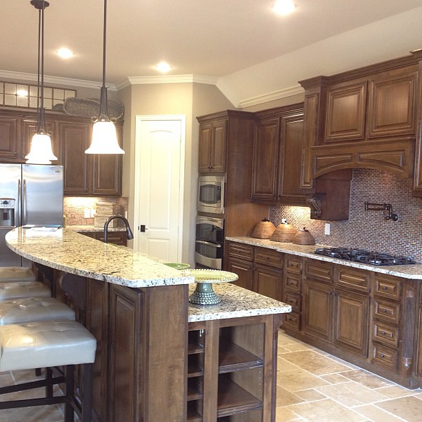 #gorgeous #kitchen #luxury #luxuryhomes #luxurious #awesom