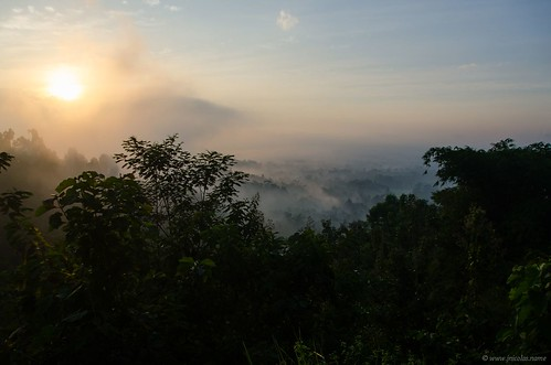Sunrise, where is Borobudur? | by Jerome Nicolas