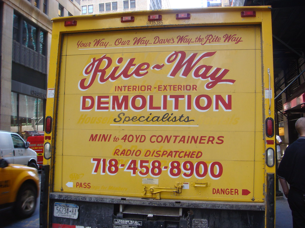 RiteWay INTERIOREXTERIOR DEMOLITION Specialists Midtown