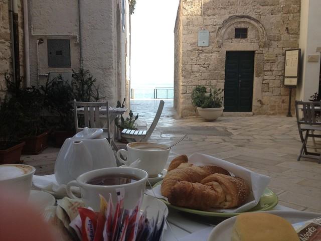 Puglia látnivalói - Polignano a Mare jó szállás