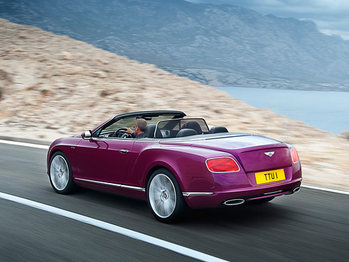 2013 Bentley Continental GT Speed Convertible | by upcomingvehiclesx