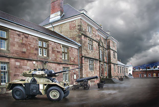 RHQ Royal Monmouthshire Royal Engineers (Militia) | by Christopher Smith1