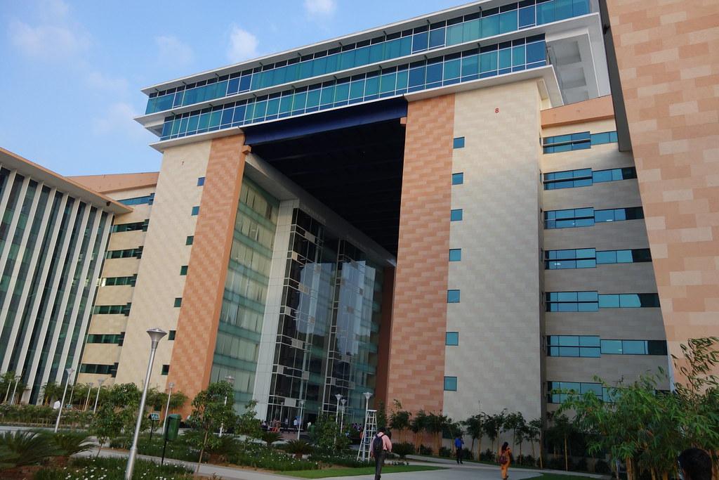 Infosys Mahindra City Deva Flickr