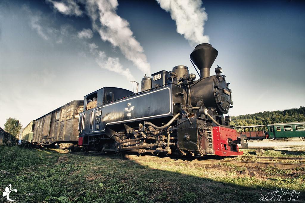 Mocanita Steam Train | Last functional train in the Europe ...