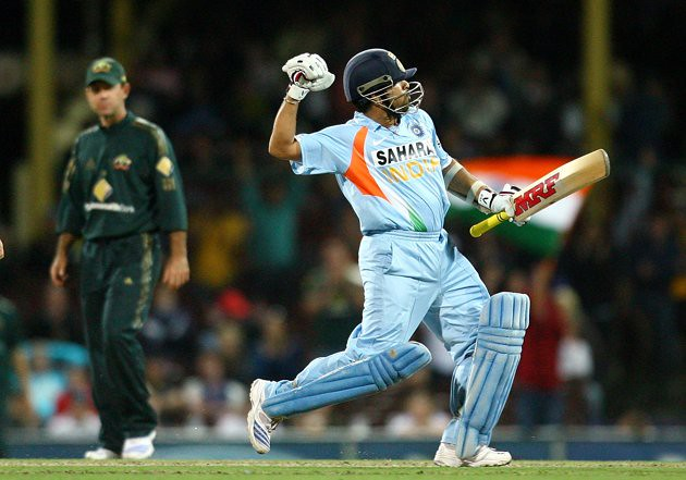 Sachin And Pointing Live Streaming And Live Cricket Sco