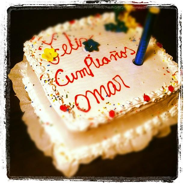 Feliz Cumpleaños Omar | José Martínez | Flickr