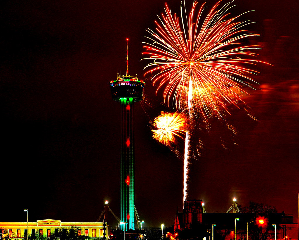 New Years Eve In San Antonio