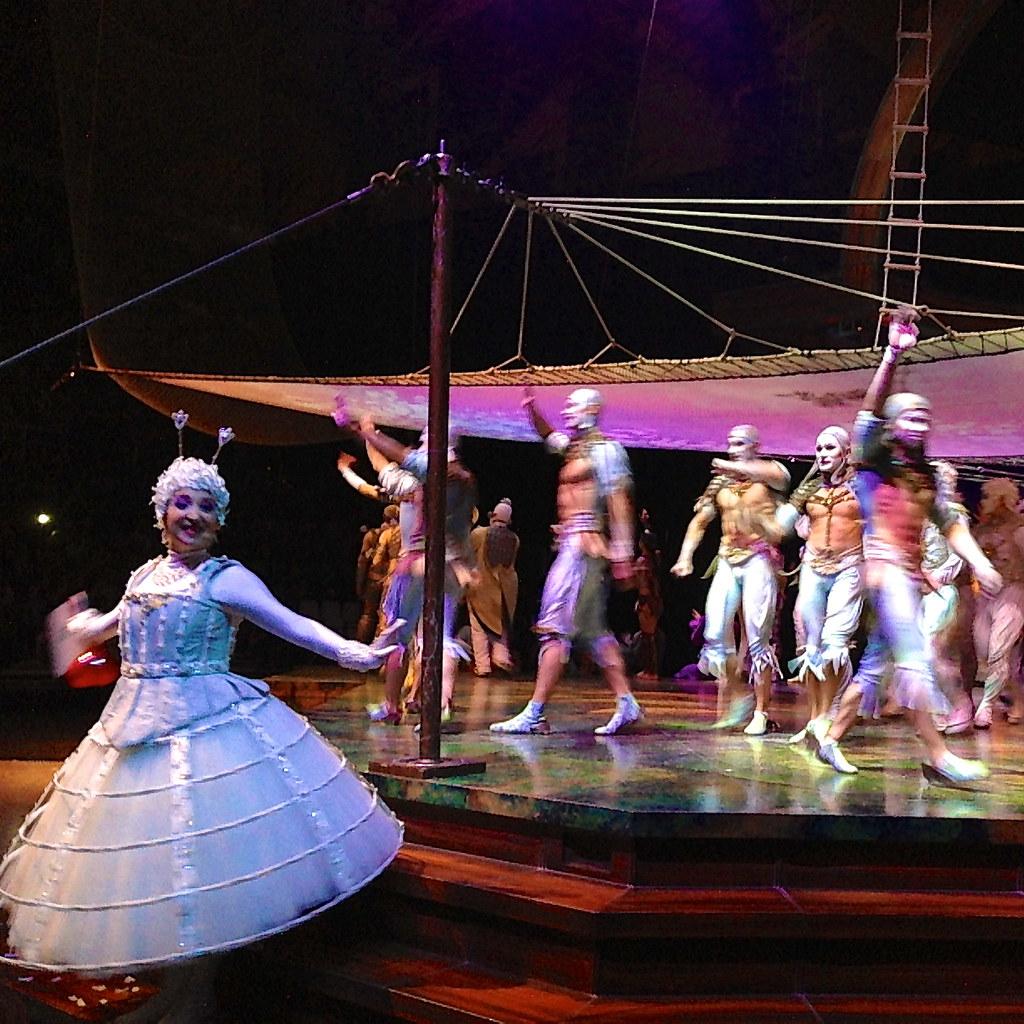Cirque Du Soleil Alegria Cirque Du Soleil Alegria