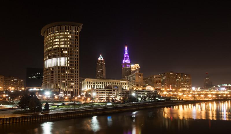 Cleveland, Image source:https://www.flickr.com/photos/c-towner/8365489567/