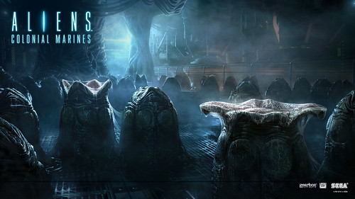 Aliens: Colonial Marines Wallpaper - Eggnest - 1920x1080 | by SEGA of America