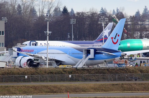 Thomson Airways 787 | by Paine Airport