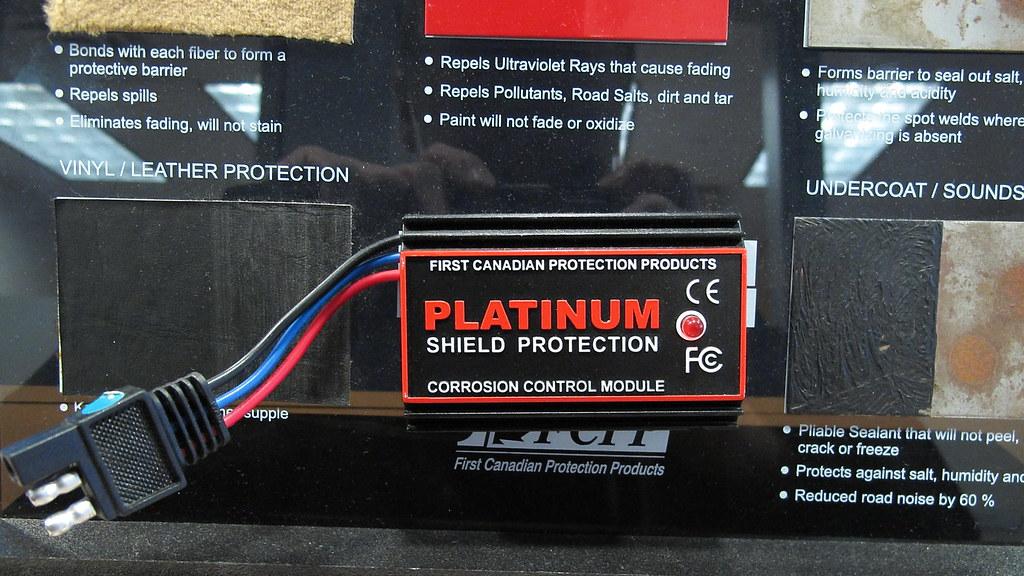 Platinum Shield Protection Corrosion Control Module Flickr