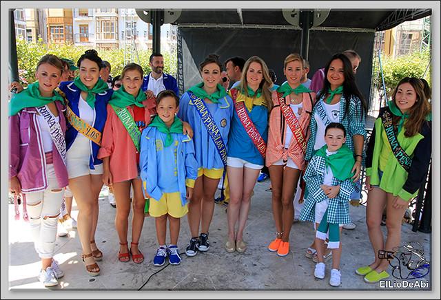 Briviesca Fiestas 2016 Bajada de las blusas  (8)