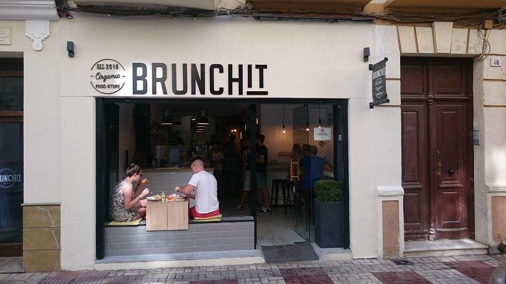 Brunchit Organic Málaga