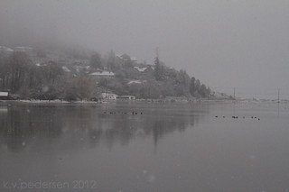 snow reflection | by fog and swell