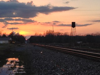 Sunset 12/24/12 | by abc3340weather
