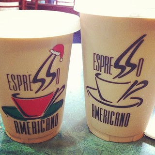 Granita De Cafe Con Panna New York