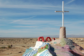 Salvation Mountain | by bdearth