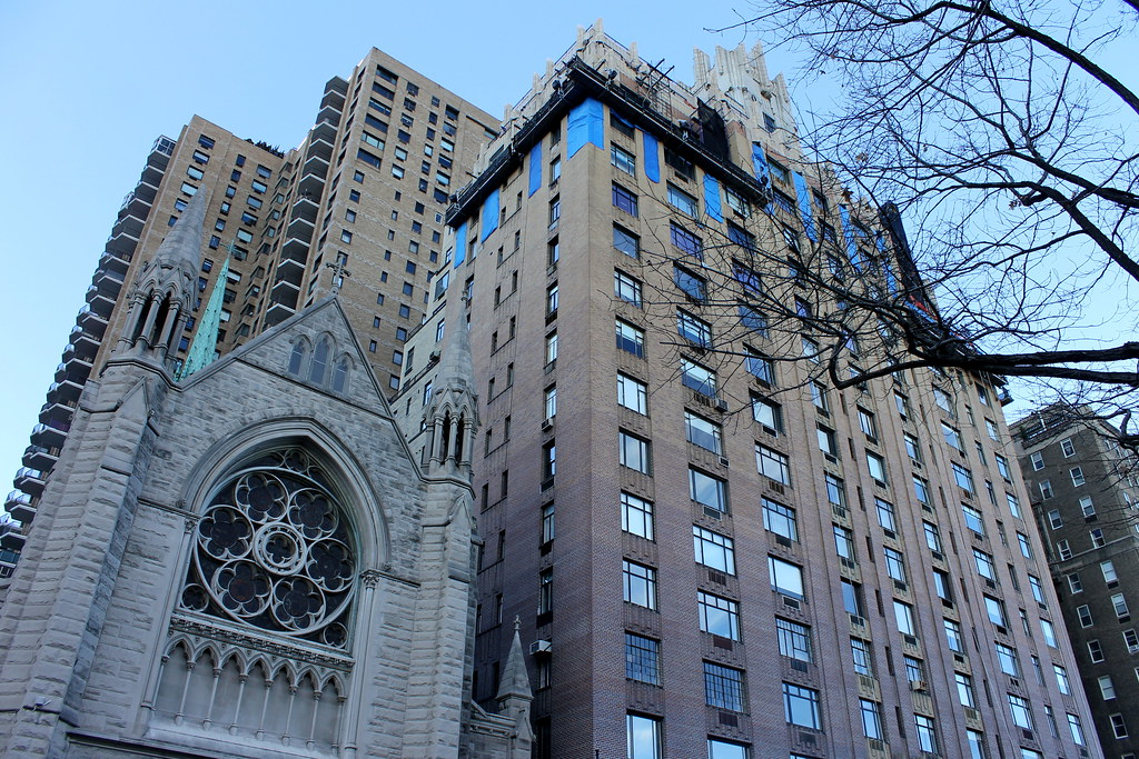 Dana S Apartment Building Ghostbusters dana barrett's apartment building | building featured in gho… | flickr