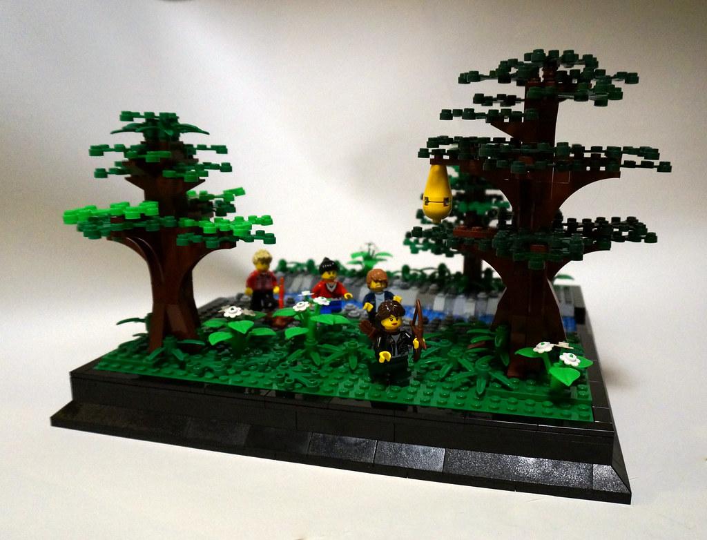 LEGO Hunger Games - YouTube